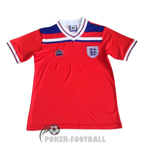 1980-1983 maillot retro angleterre exterieur