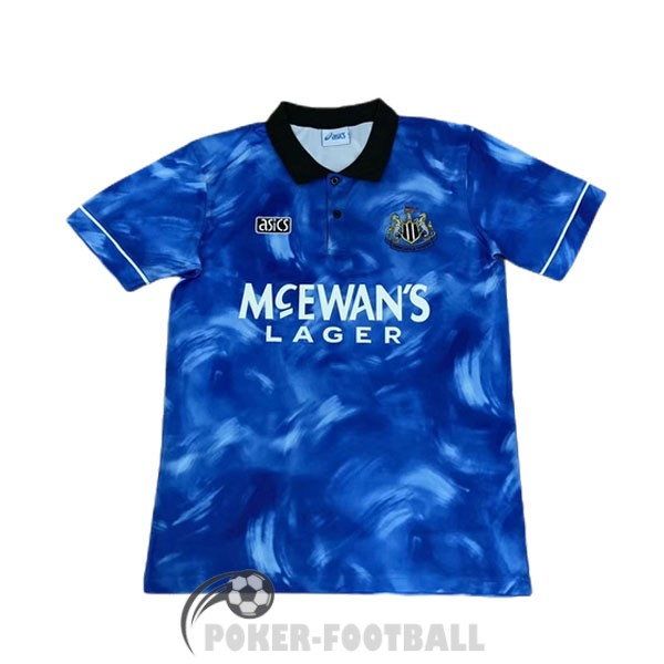 1993-1995 maillot retro newcastle united exterieur