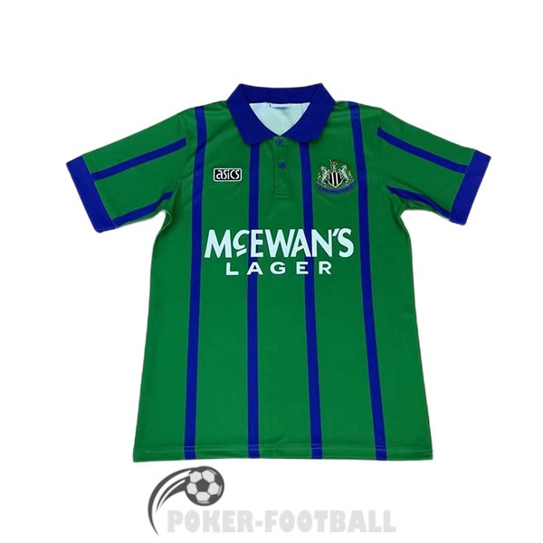 1993-1995 maillot retro newcastle united third