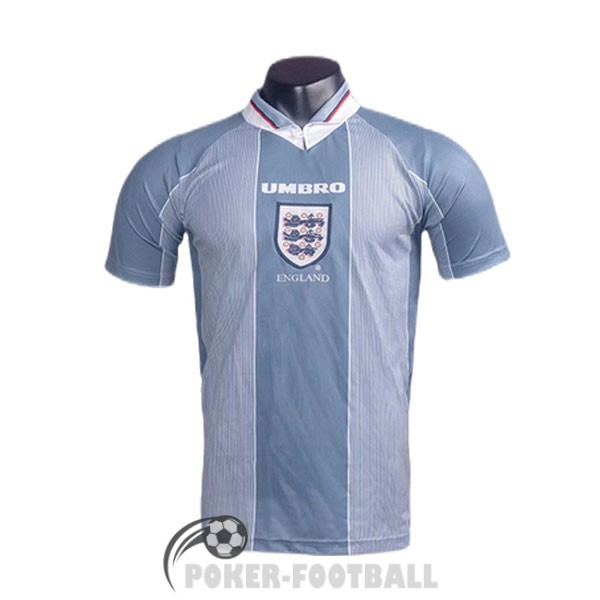 1995-1996 maillot retro angleterre exterieur