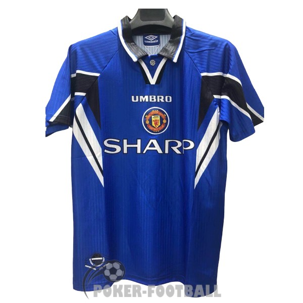 1996-1997 maillot retro manchester united third