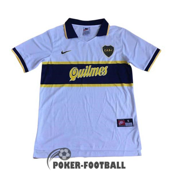 1997 maillot retro boca junior exterieur
