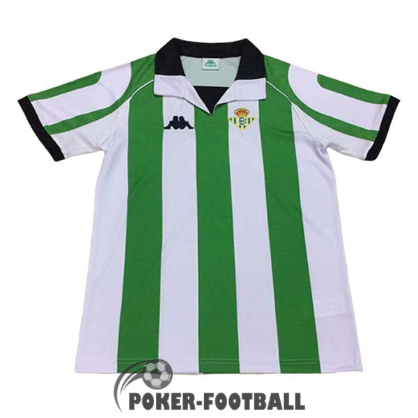1998 maillot retro real betis domicile
