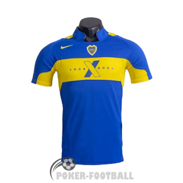2005 maillot retro boca junior domicile