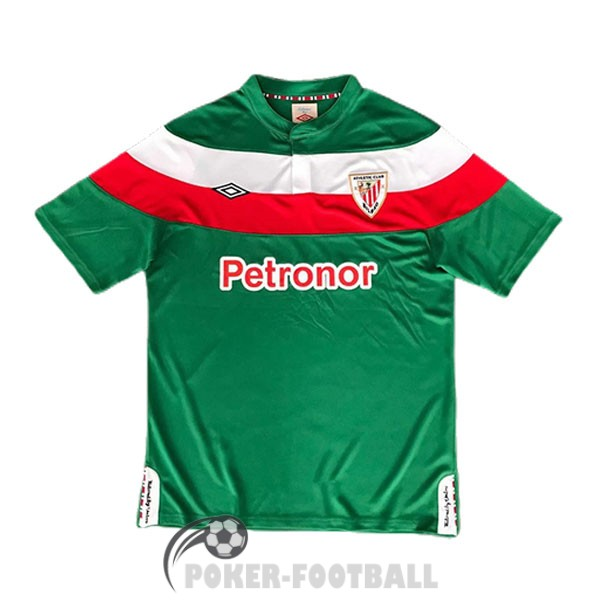 2011-2012 maillot retro athletic bilbao exterieur