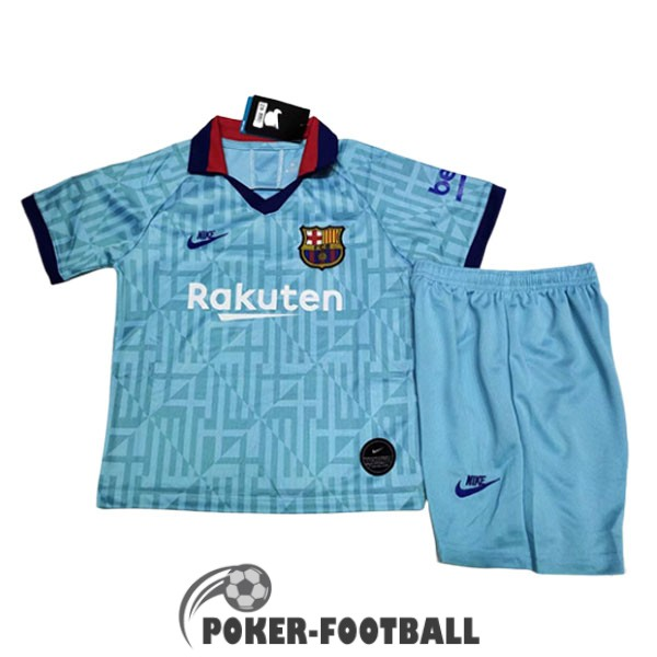 2019-2020 maillot enfants barcelone third