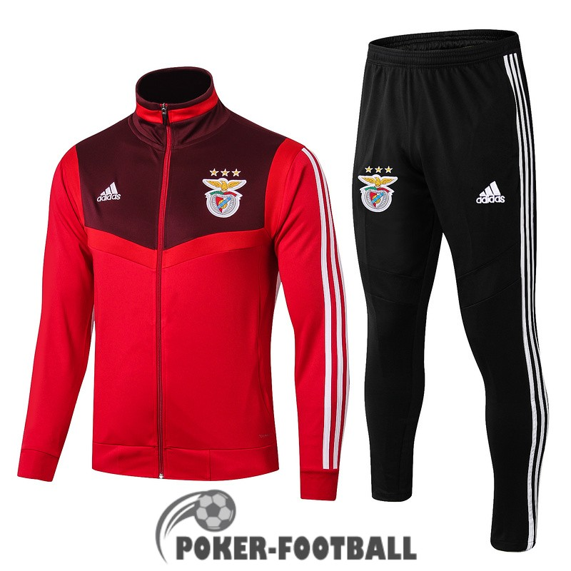 2019-2020 veste benfica rouge [poker-football-9-15-93]