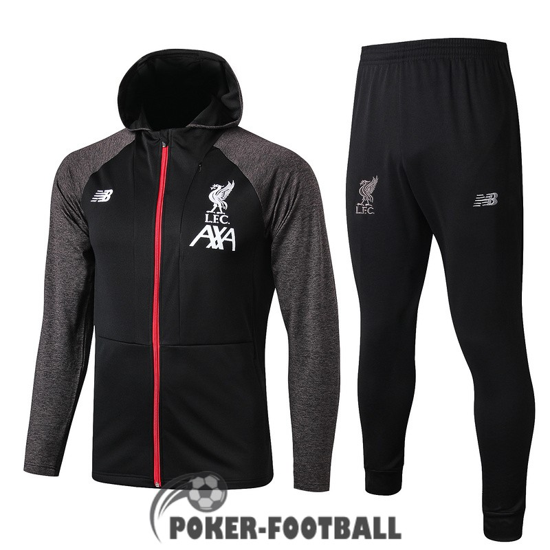 2019-2020 veste liverpool sweat s capuche noir [pork-football-13-144]