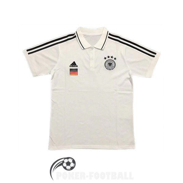 2020-2021 blanc allemagne polo