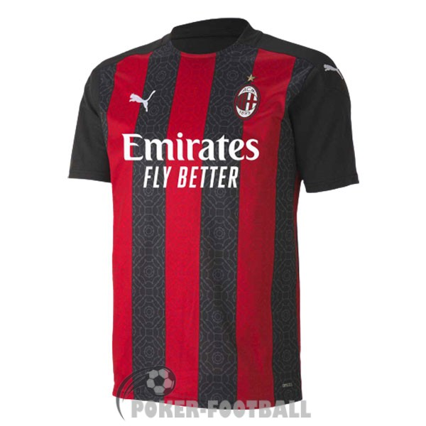2020-2021 maillot Ac milan domicile [maillot-20814-145]