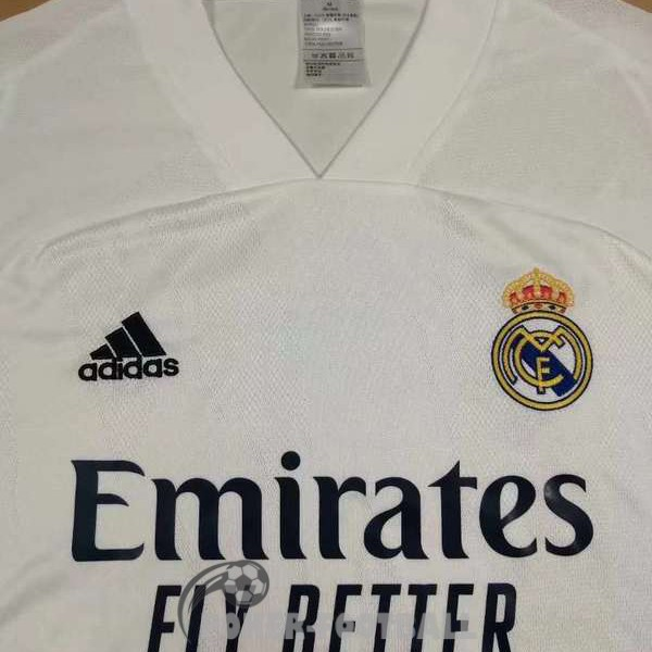 2020-2021 maillot Real madrid domicile
