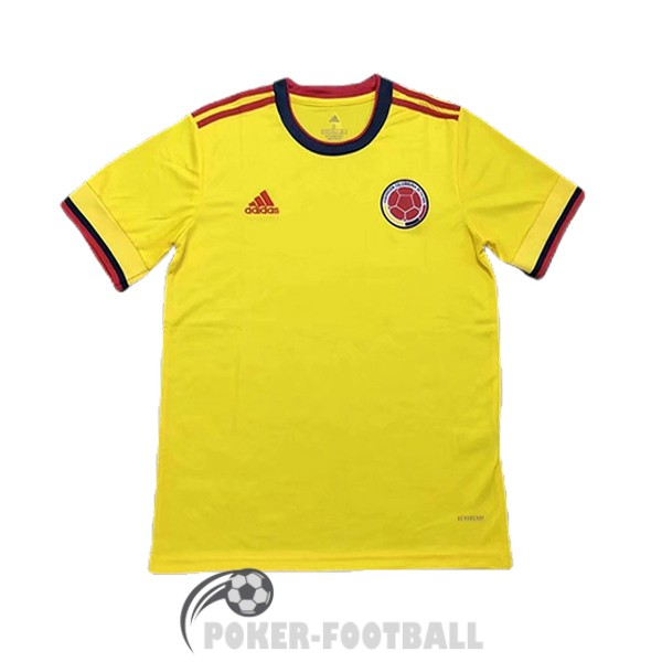 2020-2021 maillot colombie domicile [maillot-201021-50]