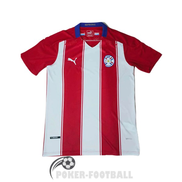 2020-2021 maillot paraguay domicile [maillot-201120-29]