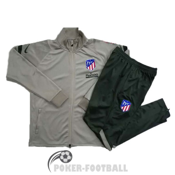 2020-2021 veste atletico madrid brown