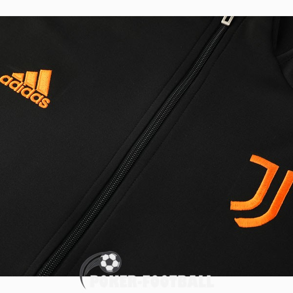 2020-2021 veste juventus noir orange