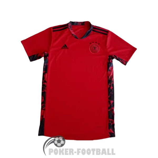 2020 maillot gardien allemagne rouge