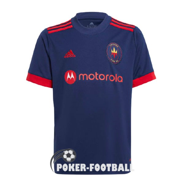 2021-2022 maillot chicago fire domicile